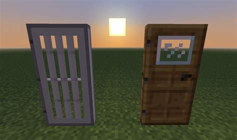 minecraft iron door the mr pack 1 3 2 improved default minecraft texture pack