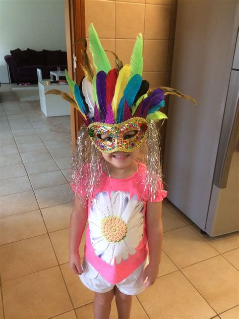 child s carnival mask craft brazil carnival 221 | 02be97ef2671c0f1f5007d8ab90a01be