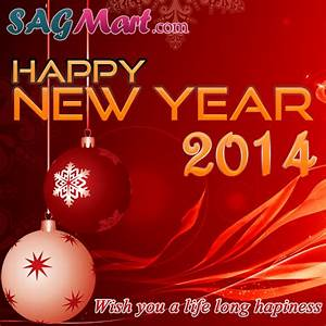 New Year Greeting Cards, Animated Cards 2014 | SAGMart