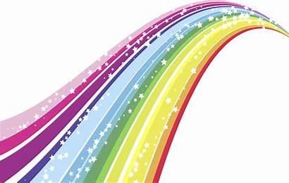 Rainbow Transparent Format 1024 Resolution