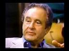 Joe Barbera -- Profile (1985) - YouTube
