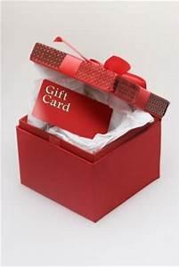 9 Fun Ways to Wrap Gift Cards 123Print Blog