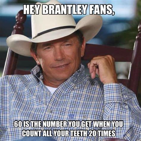 George Strait Meme - farce the music monday morning memes george strait brantley gilbert etc