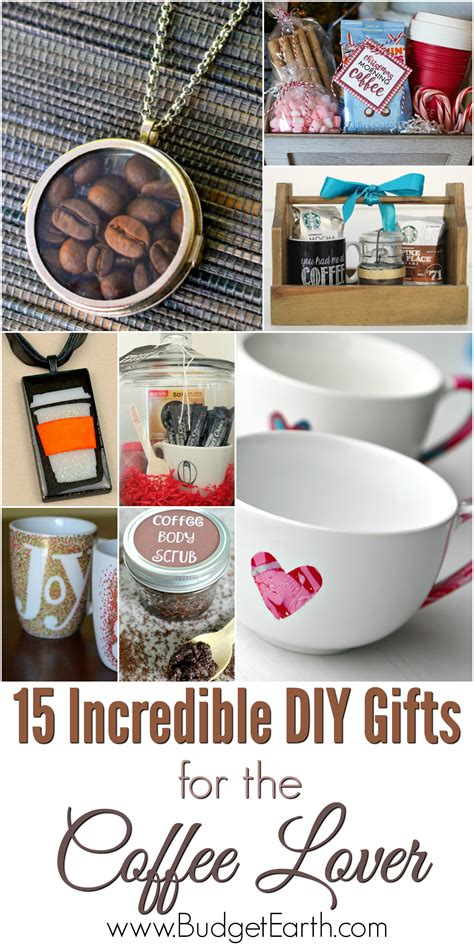 15 Incredible Diy Gifts For The Coffee Lover  Budget Earth