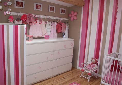 deco chambre de bebe fille
