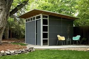 Studio shed affordable modern space for Affordable garden sheds