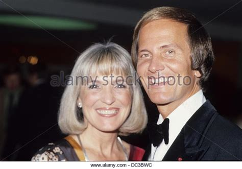 Pat Boone Wife Shirley Boone G5407 Credit Stock Photos