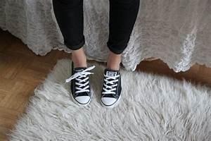 Schuhe Schnüren Ohne Schleife : how to wear chucks richtig binden provinzkindchen ~ Frokenaadalensverden.com Haus und Dekorationen
