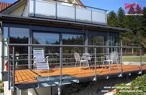 Balkon Bauen Kosten : wintergarten mit dachterrasse zimmerei schumann winterg rten wintergarten auf dachterrasse ~ Sanjose-hotels-ca.com Haus und Dekorationen
