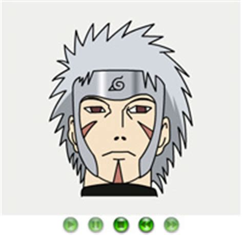draw nidaime naruto  drawing game