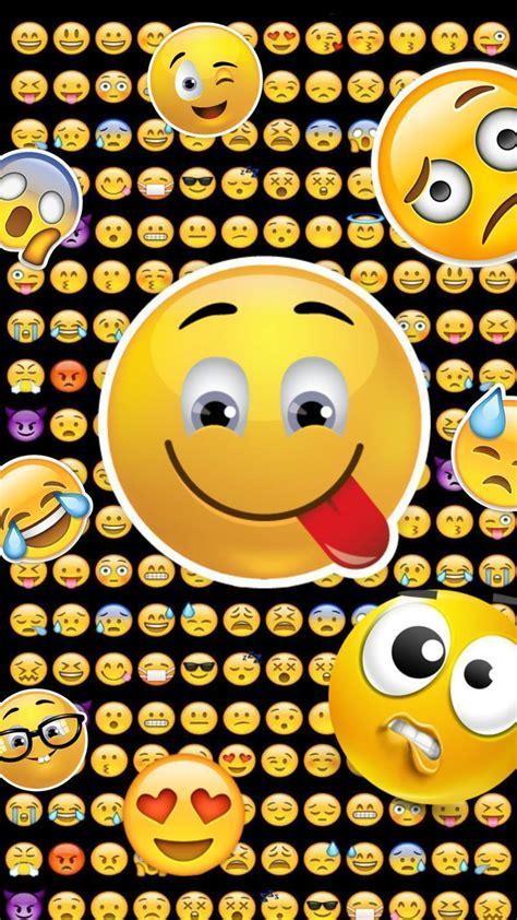 Wallpaper Emojis by Emojis Wallpapers Wallpaper Cave