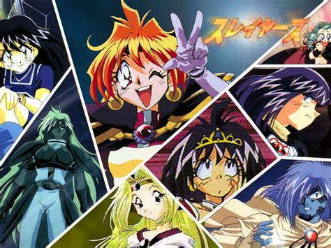 Slayers Anime Wallpaper - slayers wallpaper