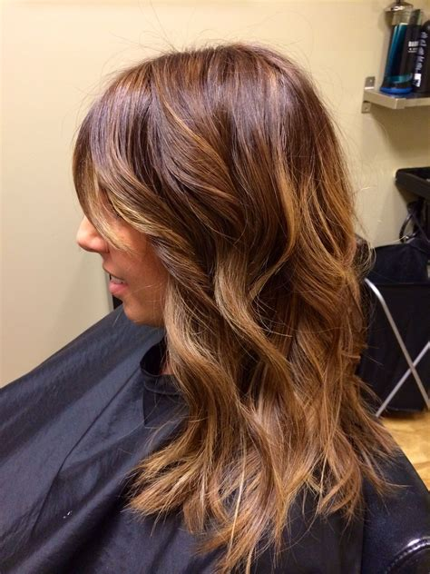 Honey Hairstyles by Chestnut Hair Color With Honey Tones My Style Hair