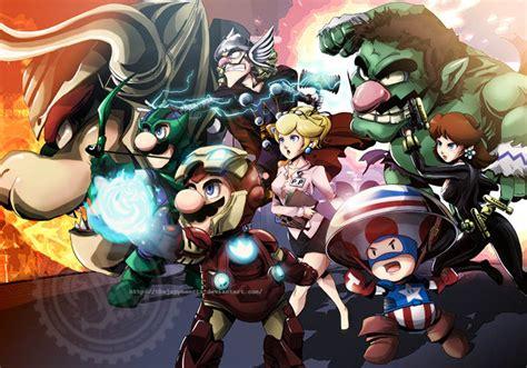 La Atalaya Nocturna Nintendo Avengers