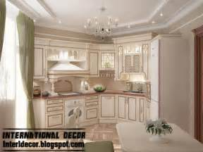 luxury kitchen furniture white kitchens designs with classic wood kitchen cabinets
