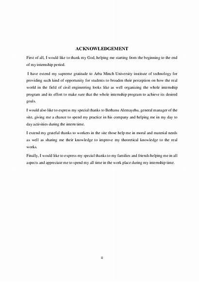 Internship Report Final Pdf Academia Attachment