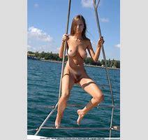 Sailing Milf Nude Sailing With Adelia Femjoy
