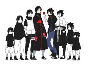evolution sasuke and itachi by asabreak on DeviantArt