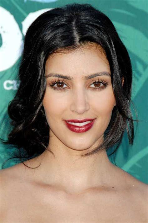 Kim Kardashian, Before and After   Kim kardashian 2008 ...