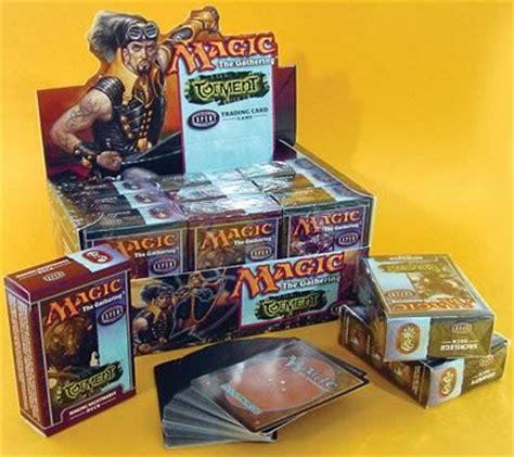 mtg deck themes list magic torment theme decks wizards of the coast magic