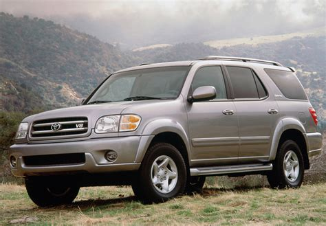 Toyota Sequoia Limited 2000–05 Wallpapers (1024x768