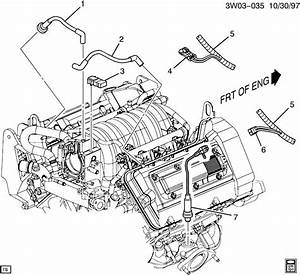 1999 Oldsmobile Intrigue M A P   U0026 Oxygen Sensors