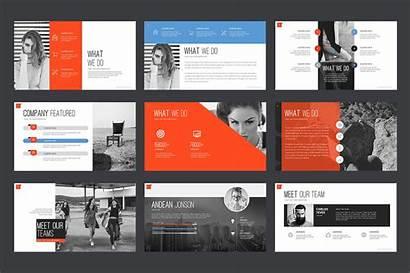Powerpoint Creative Template Templates Business Presentation Marketing