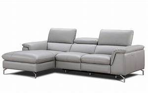 Italian leather power recliner sectional sofa nj saveria for Leather sectional sofa nj