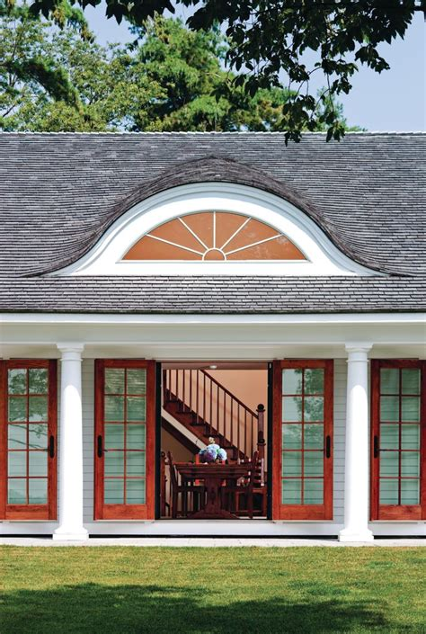 Eyebrow Dormer by An Eyebrow Dormer Can Unify A Home S Elevation And Its