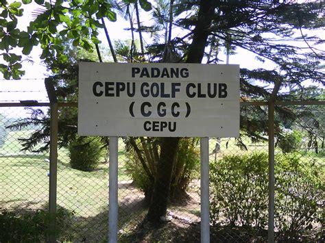 Cepu Golf Courses   Cepu