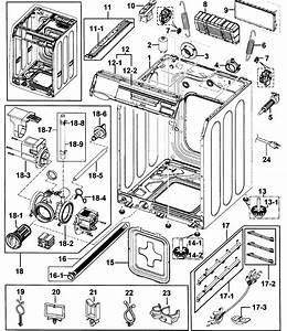 Samsung Wf448aap Xaa Service Manual