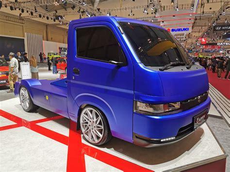 Modifikasi Suzuki Carry 2019 by Un Sultan Ini Biaya Modifikasi 3 Mobil Suzuki Di Giias
