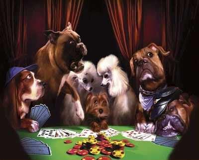 cheat  gerard taylor dogsplayingpokerorg