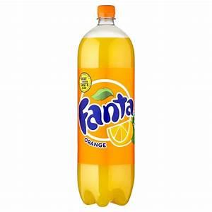 Buy Fanta Orange Plastic Bottles (Price Marked) 2ltr x 6 ...