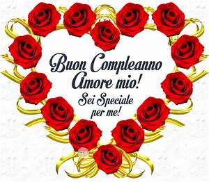 Foto Buon Compleanno Amore RU67 Pineglen