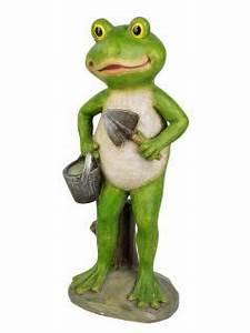 Frosch Deko Garten : frosch skulptur g nstig sicher kaufen bei yatego ~ Articles-book.com Haus und Dekorationen