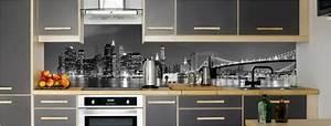 Crédence De Cuisine Originale : credence cuisine plexiglas meilleures images d ~ Premium-room.com Idées de Décoration