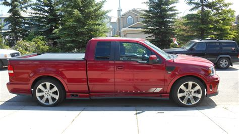 2007 Ford F 150 Saleen S331 Supercharged Sport Truck For Sale
