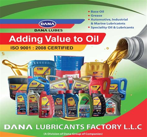 lubricant oil manufacturer supplier dubai oil