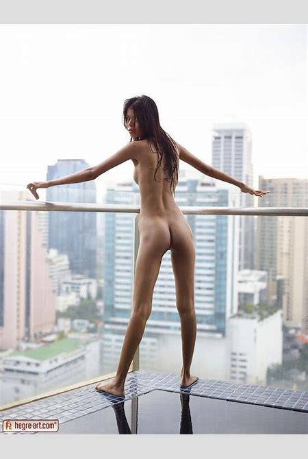 Noody in Noody Bangkok Skyline by Hegre-Art (18 nude photos) Nude Galleries