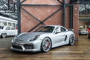 2015  My16  Porsche Cayman Gt4 - Richmonds - Classic And Prestige Cars