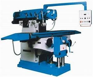 China Ram Type Universal Milling Machine Photos & Pictures ...