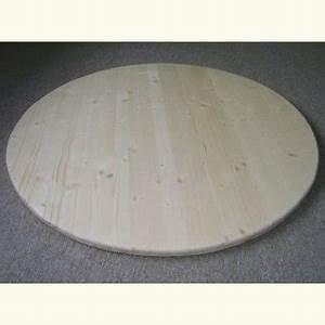 Holzplatte Rund 100 Cm : rund tischplatte 27mm 3 schicht naturholz fichte 100cm escher 39 s fassm bel ihr spezialist ~ Bigdaddyawards.com Haus und Dekorationen