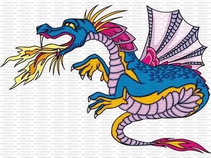 Dragon Clipart Dragons Clip Vector Cartoon Cliparts