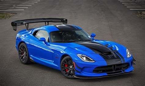 Dodge Viper Blue by Dodge Viper Acr Driving Club