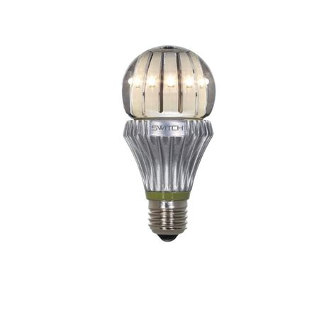 switch 100w equivalent cool white a21 clear led light bulb