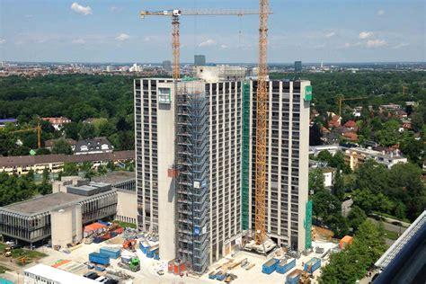 Baywa Firmenzentrale In Muenchen by Kbs Baulogistik Referenzen Planung Infrastruktur