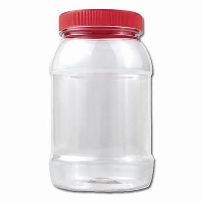 Plastic Pet Container Containers Pvc Transparent Bottles