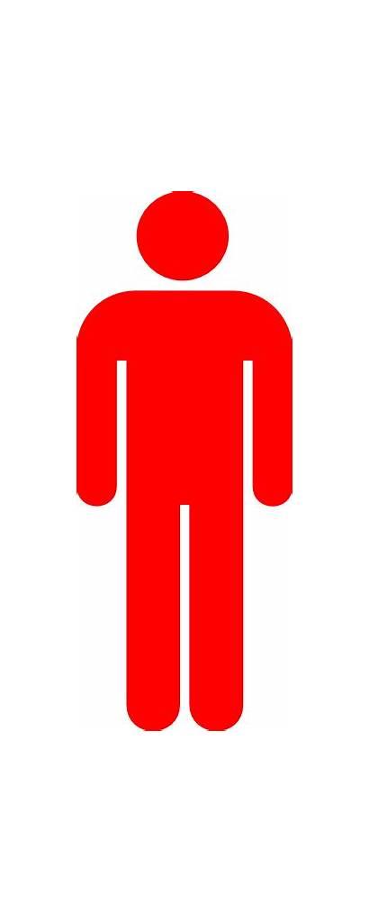 Person Symbol Clip Clipart Clker