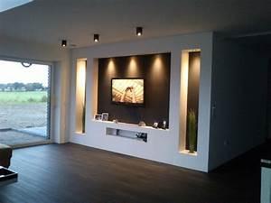 Tv Wandpaneel Holz : tv ni modelleri ve dekorasyon uygulamalar dekorblog ~ Markanthonyermac.com Haus und Dekorationen